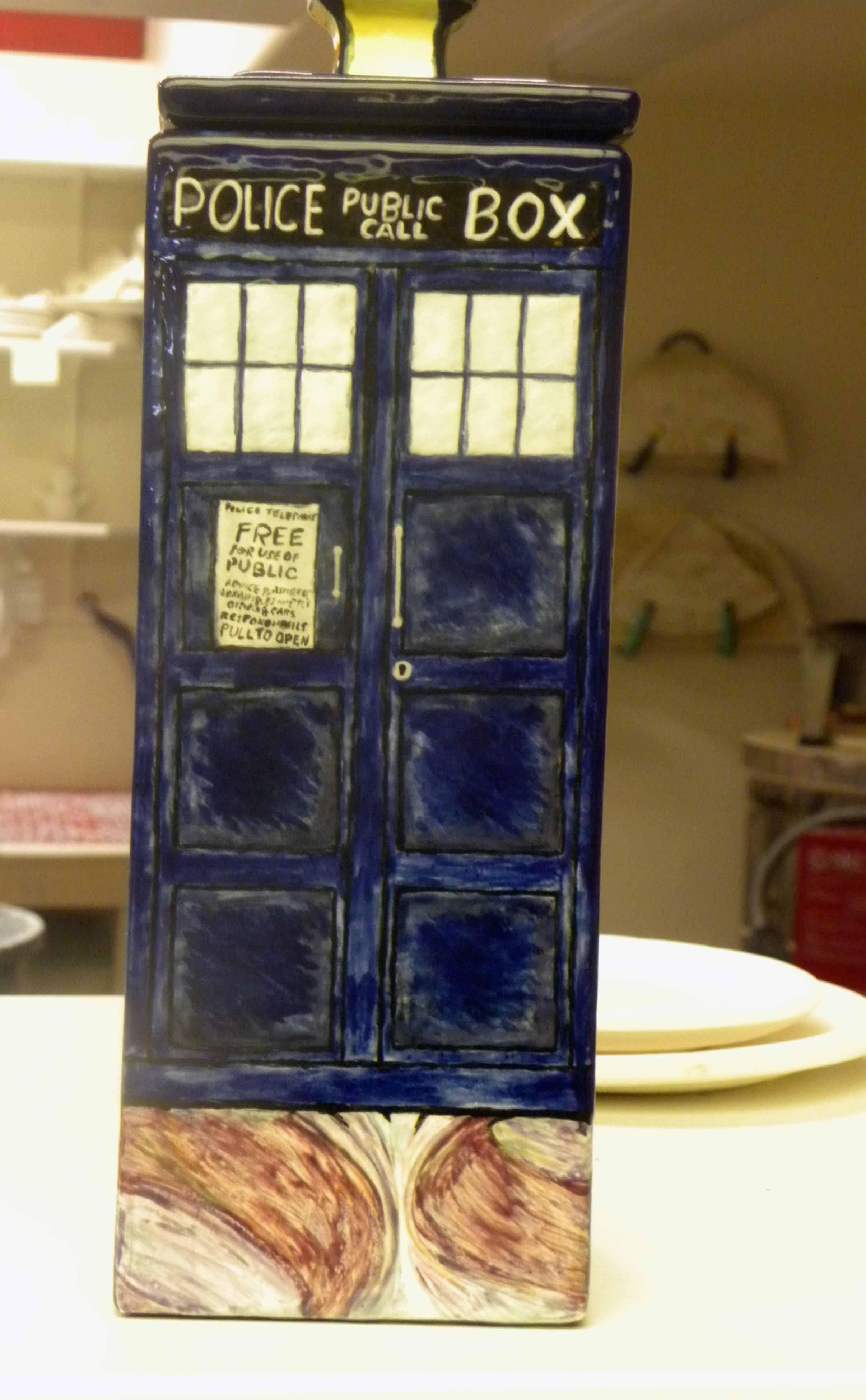 TARDIS doors